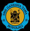 Header Logo SMK Ganesha Tama kecil